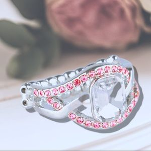 Bling It On Pink Ring